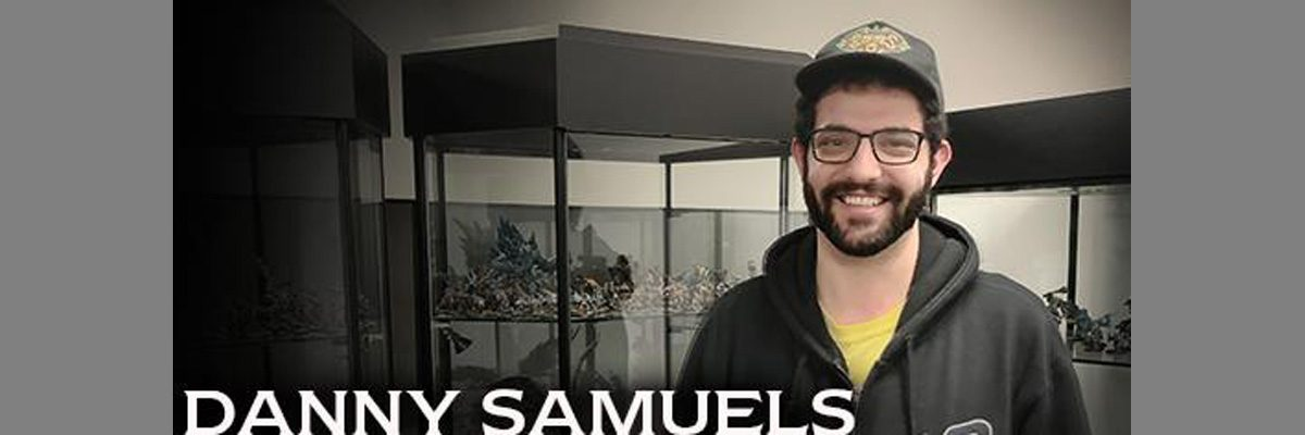 AdeptiCon Welcomes Danny Samuels of Privateer Press!