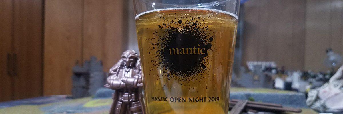 Mantic Open Night Returns!