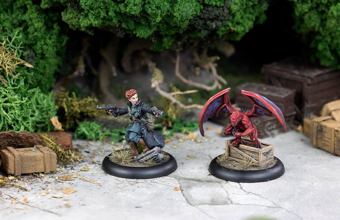 VIG Swag: Achtung! Cthulhu Commanders from Modiphius Entertainment