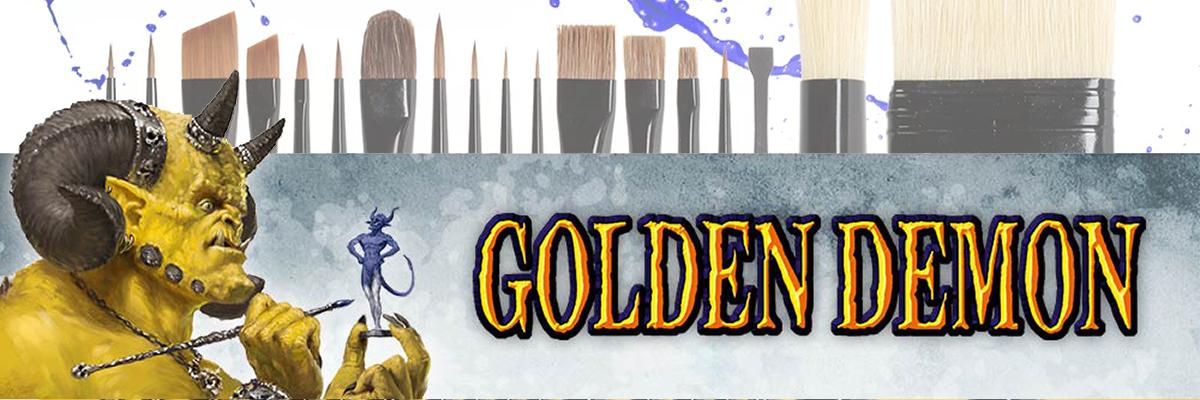 Golden Demon USA: Top Tips!