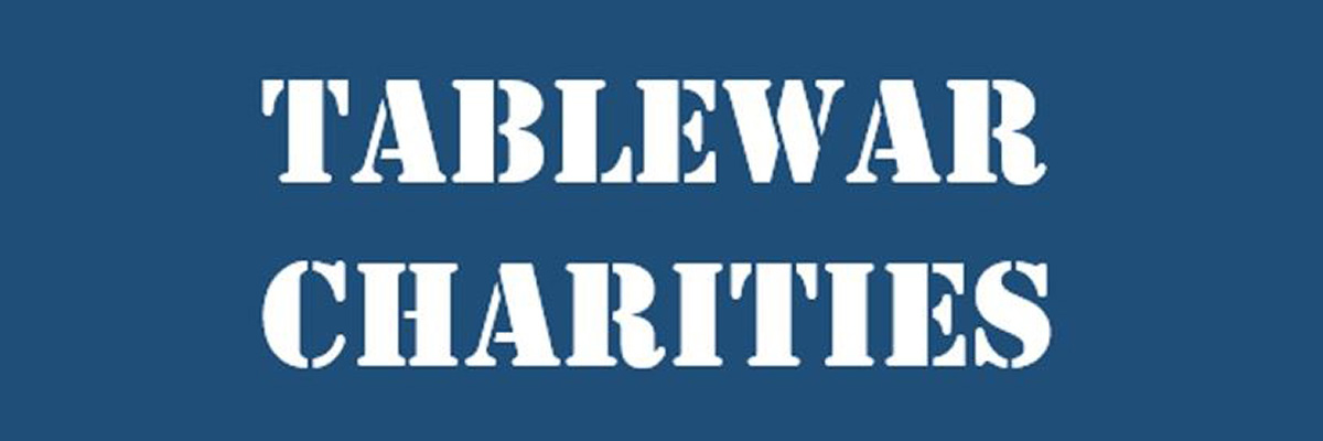 TABLEWAR Charities at AdeptiCon 2020