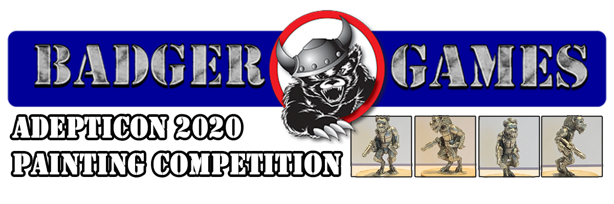Badger Games Painting Competition