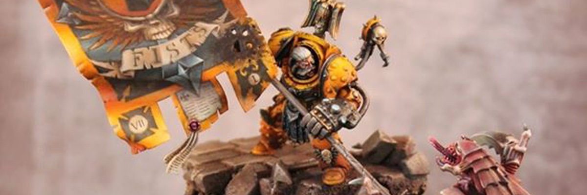A Call to Arms* – Painting Competitions at AdeptiCon!