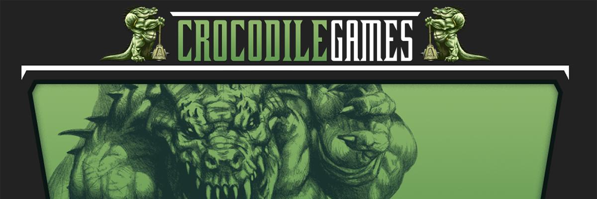 AdeptiCon Welcomes Crocodile Games