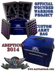 Battle Foam Charity Bag