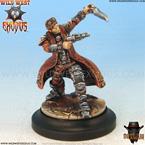 Mercenary Underboss Captain Marcus Wayward