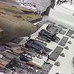 Beasts of War Hoth Table
