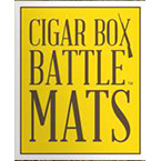 Cigar Box Battle Mats