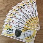 KR Multicase Golden Tickets Lottery
