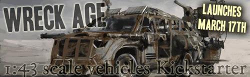 Wreck Age Kickstarter